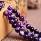 purple,laceagate,6mm,round