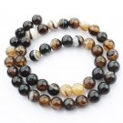 brown,laceagate,6mm,round