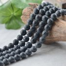 agate,12mm,round,mala,buddhist,black