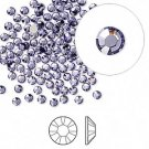 Swarovski flat back strass, 2.5-2.7mm, tanzanite, 20st