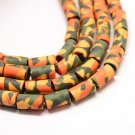 polymer,clay,beads,column,camouflage