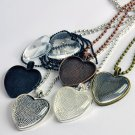 Image jewelry, hearts, DIY kits