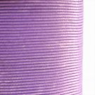 Waxed synthetic / nylon thread, 1mm, purple, 3m