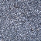 Decorative sand, shimmering silver gray, medium coarse, about 10g