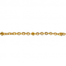 dainty,chain,gold,plated,satellite