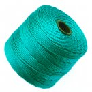 S-LON/Superlon, C-LON nylon thread/cord, teal/turquoise