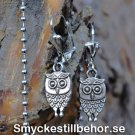 Owl ear rings