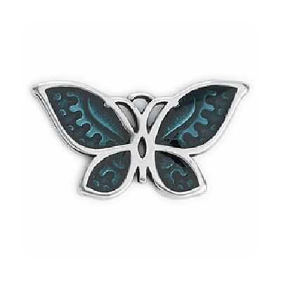 enamelled,butterfly,big