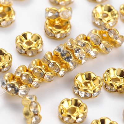 rhinestone,spacer,bead