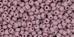 TOHO seed beads, storlek 11/0 (2.2mm), Opaque Lavender, 10g